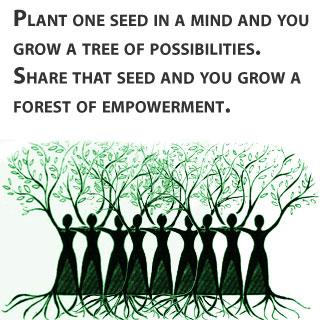 C.H.I.E.F. - Growing Trees in the desert.